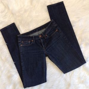 Marc by marc jacobs low rise skinny leg